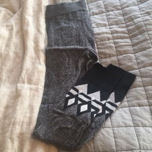 Gap body small sweater legging